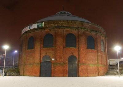 South Rotunda Govan Glasgow