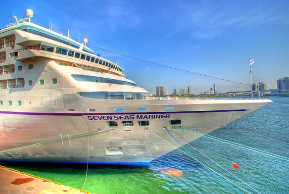 Cruise Ship HDR - 45