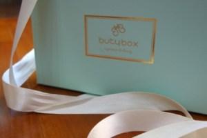 美妝盒|butybox♥.裝滿高檔保養品的盒子