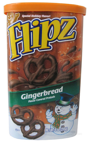 Gingerbread Flipz