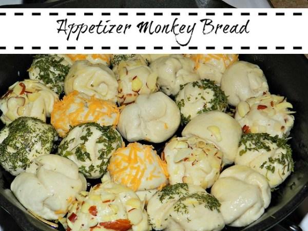 Appetizer Monkey Bread (7)