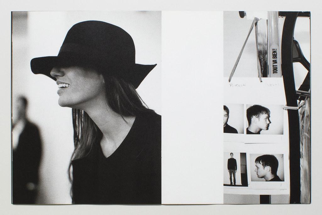 Yohji Yamamoto Pour Homme Lookbook F:W 2000 10