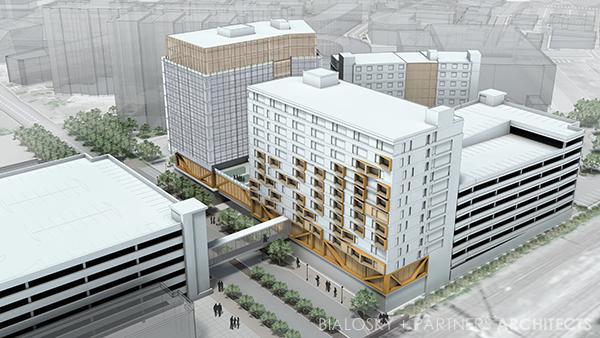 INTESA at University Circle, Bialosky + Partners Architects