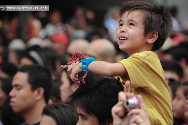 Sto. Nino procession, Cebu City, Philippines   Two2Travel