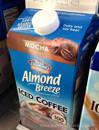 Blue Diamond Almond Breeze Mocha Iced Coffee