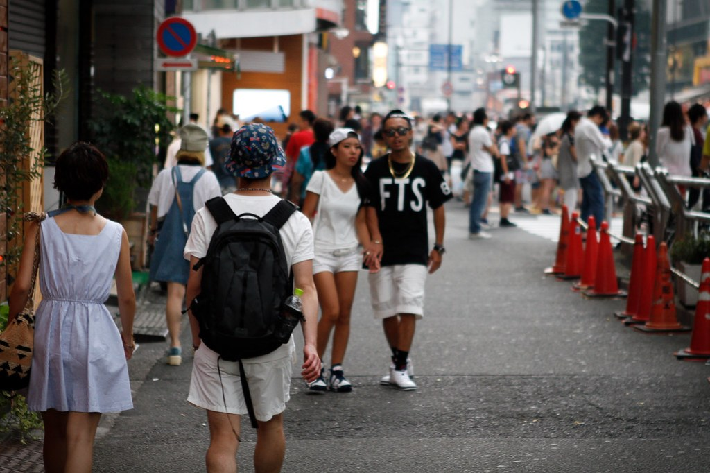 Tuukka13 - PHOTO DIARY - First Moods From Tokyo - 08.2013 - Harajuku