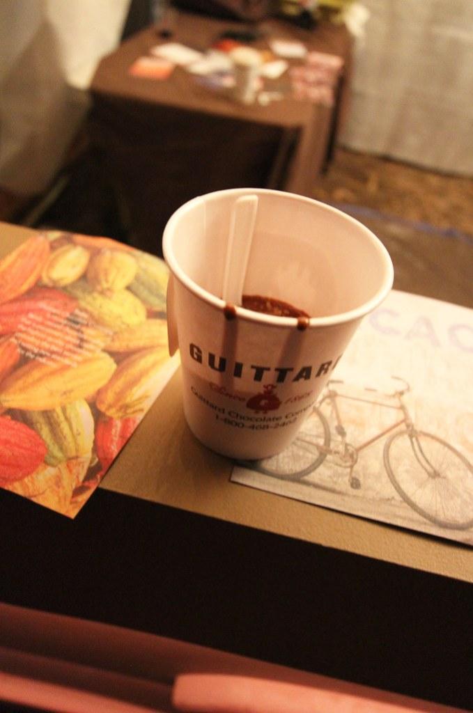 Guittard's Liquid Chocolate Bars