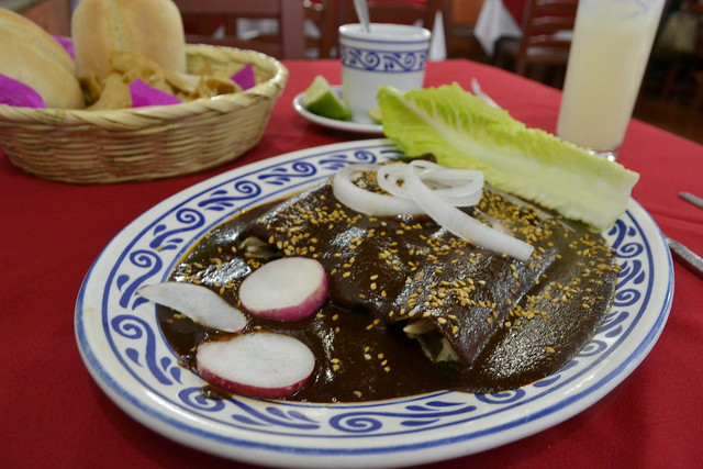 Poblano Mole_ Dear Mexican Food