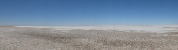 Lake Eyre Salt Lake
