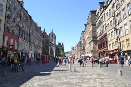 Royal Mile, Edinburgh (1)