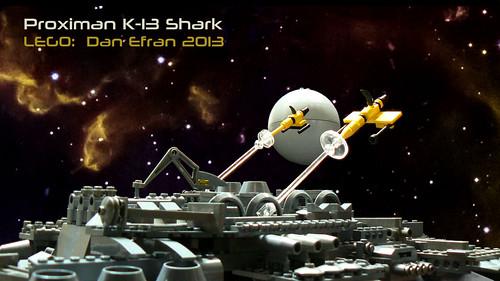Proximan K13 Sharks