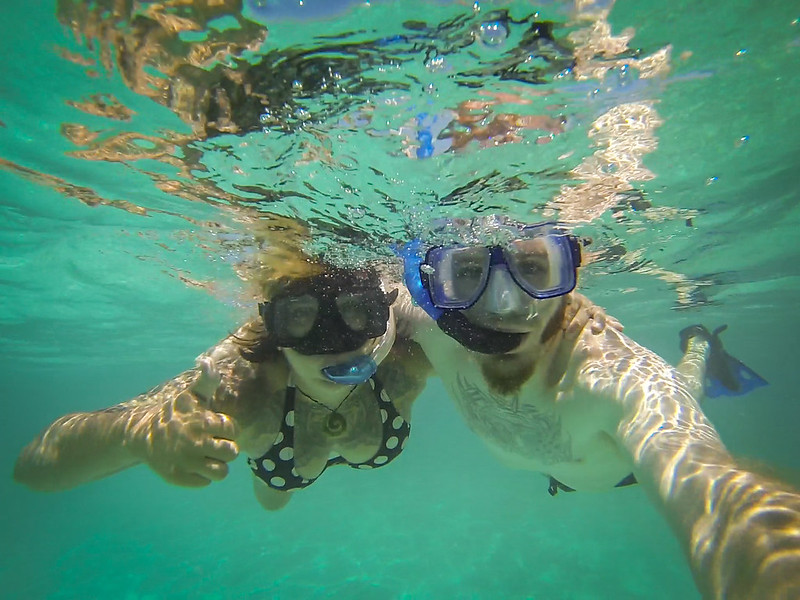 Snorkeling in Akumal-10