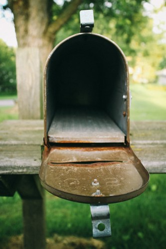 8/8/13 - You Got No Mail