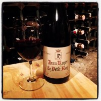 Wine of the Month by @willbedwards: Le Petit Roy 12eme année, Domaine Jean Royer
