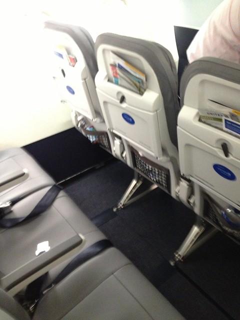 Recaro Slimline Seat 4
