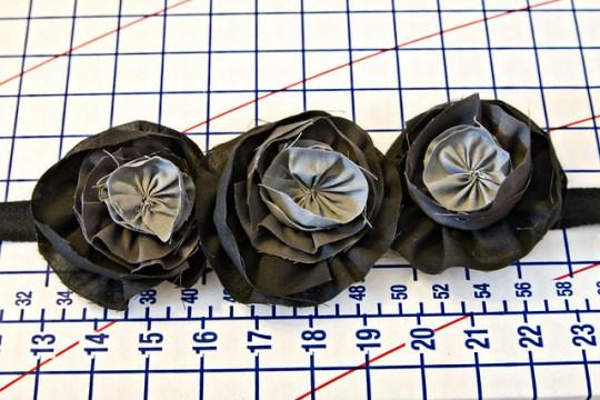 DIY Flower Belt/Crown