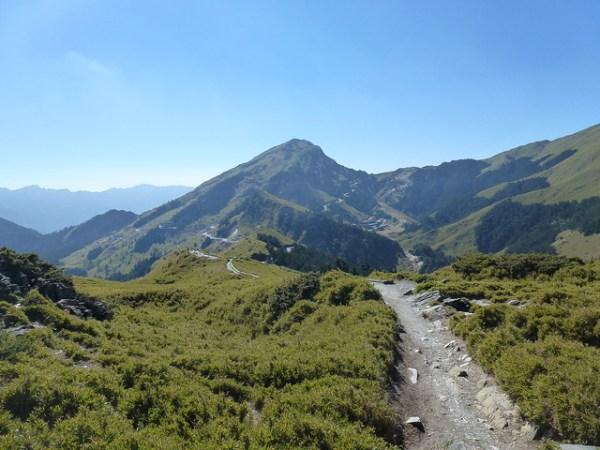 Central Mountains