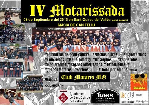 IV Motarissada - Sant Quirze del Valles