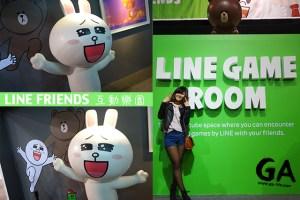 台北展覽|士林科教館。LINE FRIENDS互動樂園♥.魅力無窮的LINE主角們!