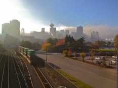 Railtown view