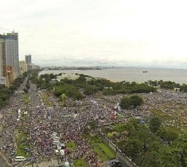 Million People March
