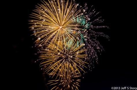 "2013 Mustang Fireworks - ""Yellow"" by jeffsstory"