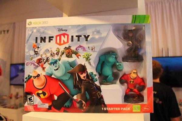 Disney Infinity at San Diego Comic-Con 2013