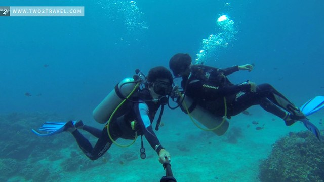 TWO2TRAVEL: Boracay - Scuba Diving