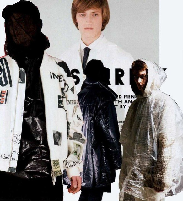 dazed & confuzed january 2011, raf's army photography by pierre debusschere styling by robbie spencer