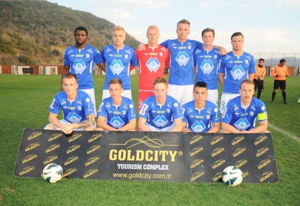 Goldcity Turizm Kompleksi, Goldcity Tourism Comlex