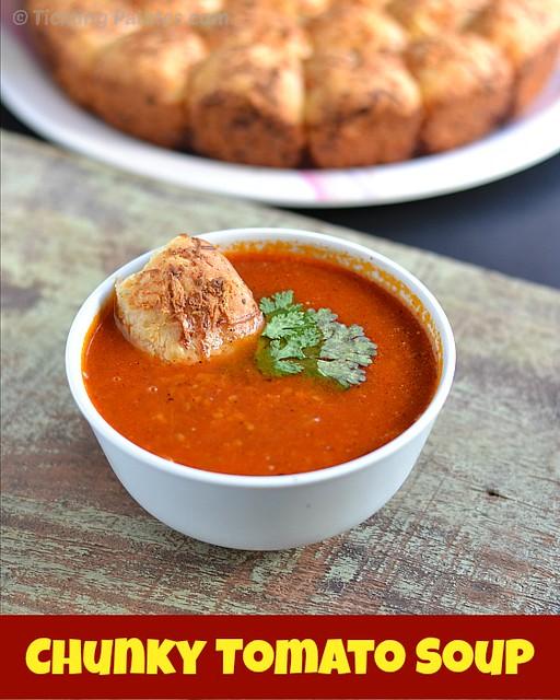 Chunky Tomato Soup Recipe