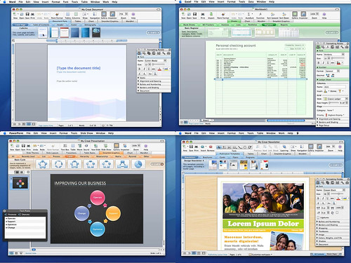 Office para Mac: Suite Ofimatica de Microsoft para Apple
