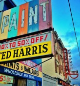 Ted Harris Paint, DTES, E Hastings
