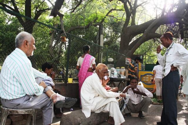 Mission Delhi – Shanti Devi, Hauz Khas Village