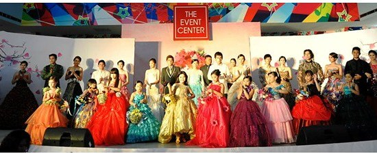 It was indeed a celebration of beauty and elegance at the Flores de Mayo held at SM City Lipa!