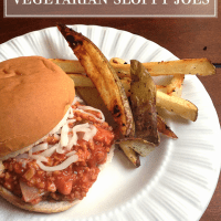Vegetarian Sloppy Joes Recipe