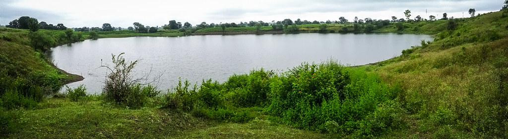 Ambar Lake, Lonar