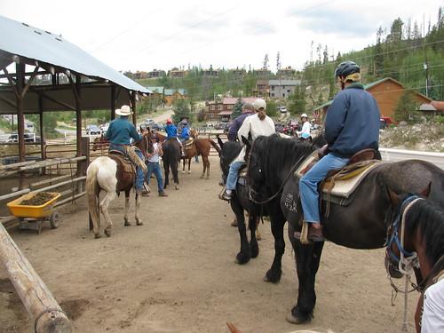 Grand Lake Horseback Riding