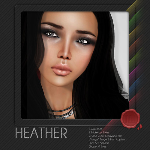 Heather (3rd Wave Series)