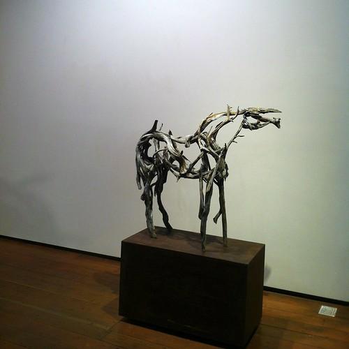 Sculpture by Deborah Butterfield