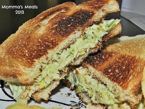 Avocado Chicken Salad (3)