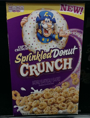 Cap'n Crunch Sprinkled Donut Crunch