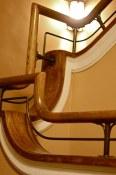 Sylvia Hotel Interior Detail