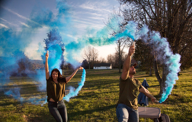 Amber & Tyler's Gender Reveal