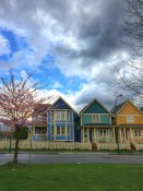 Gore Street Houses, Strathcona