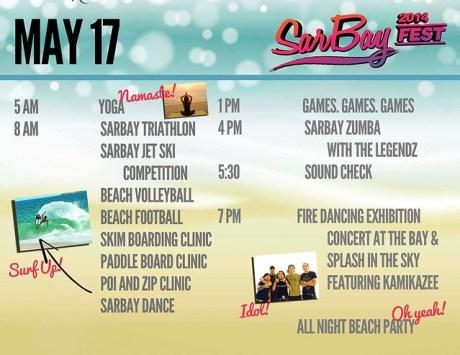 SARANGANI BAY FEST 2014, GUMASA, SARBAY FEST 2014