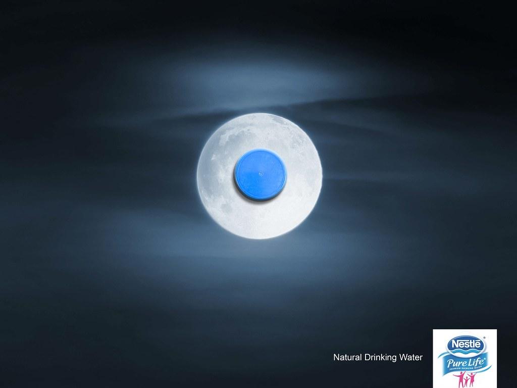 Nestlé  - Moon
