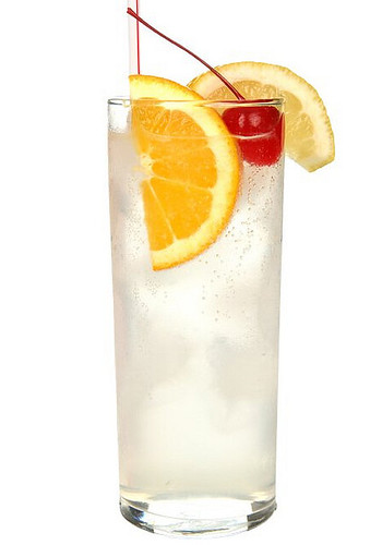 Receta de Tom Collins