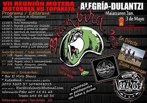 VII Reunión Motera - Alegría-Dulantzi