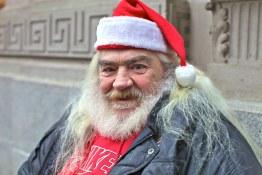 Downtown Santa